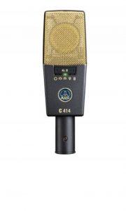 AKG C414X LII–C-414XL II Micro Studio de la marque AKG image 0 produit