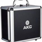 AKG Perception220 Microphone Studio Cardioïde Noir de la marque AKG image 2 produit