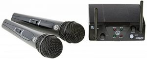 AKG WMS 40 Pro mini 2 WMS 40 Pro mini Mikrofon (2-er Set) de la marque AKG image 0 produit
