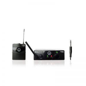 AKG WMS40MIN/I-ISM1 Microphone sans fil UHF Main Noir de la marque AKG image 0 produit