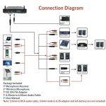 ampli avec micro sans fil TOP 11 image 4 produit
