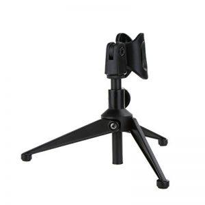 Andoer Trépied de table pour micro /Support de microphone de Bureau réglable portable pliable de la marque Andoer image 0 produit