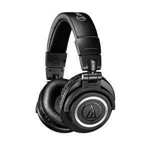 Audio-Technica ATH-M50XBT de la marque Audio-Technica image 0 produit
