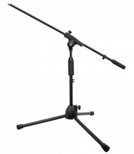 Bespeco MS36NE Pied de Microphone petit Noir de la marque Bespeco image 0 produit
