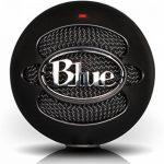 Blue Microphones Snowball iCE Microphone à condensateur Cardioïde Noir de la marque Blue Microphones image 4 produit