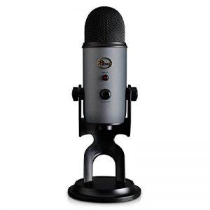 Blue Yeti USB Microphone - Slate de la marque Blue Microphones image 0 produit