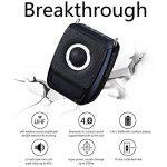 Bluetooth 4.0 Amplificateur de voix portable ,haut parleur avec micro casque + UHF Compact Handheld Microphone Sans Fil pour Karaoké, Enseignants, Guides Touristiques, Baskets (25 Watts ) de la marque SHIDU image 1 produit