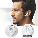 Bluetooth Écouteurs sans fil Écouteurs sans fil Mini Stéréo Intra-auriculaires Écouteurs TWS Écouteurs avec microphone antibruit pour tous les appareils Bluetooth de la marque VORSOM image 1 produit