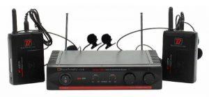 BoomToneDJ UHF 20HL F1 F3 Micro H.F. (sans fil) de la marque BoomToneDJ image 0 produit