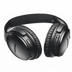 Bose Casque sans fil à réduction de bruit QuietComfort 35 II avec Amazon Alexa intégré - Noir de la marque Bose image 1 produit