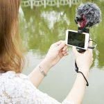 Boya BY-MM1 universel Cardiod Shotgun Micro pour iPhone 7 6 6S Xiaomi Smartphone Mac Tablette Canon DSLR Caméra Caméscope de la marque Boya image 4 produit