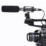 Boya BY-PVM1000 Microphone condensateur XLR pour DSLR Noir de la marque Boya image 1 produit