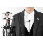 BOYA DM1 Lavalier Microphone Cravate Clip sur Mic avec connecteur Lightning pour IOS iPhone X 8 7 6 iPad iPod Touch pour Youtube, Interview, Podcast, Conférence, Vlog de la marque Boya image 1 produit
