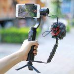 Boya Microphone de caméra vidéo pour Enregistrement du Son de Vos vidéos Facebook, Youtube etc. de la marque Ulanzi image 2 produit