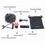 BOYA Universel Cardiod Shotgun Micro pour iPhone Smartphone Mac Tablette Canon DSLR Caméra Caméscope de la marque Boya image 2 produit