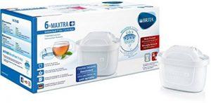 BRITA, Cartouche Filtrante pour Carafe, MAXTRA+ Haute Performance (Nouvelle Formule) - Pack 6 de la marque Brita image 0 produit