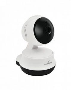 Caméra HD SERENA : Camera surveillance vidéo sans fil, avec vision nocturne, control à distance, 2 voies Audio, Alerte de détection de mouvement, rotative avec zoom, compatible IOS et Android de la marque BlueStork image 0 produit