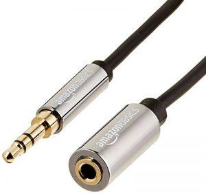 câble jack male femelle TOP 6 image 0 produit