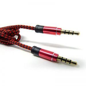 câble jack micro TOP 12 image 0 produit