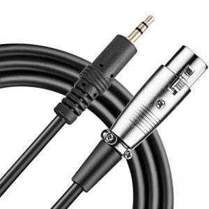 câble micro xlr jack TOP 10 image 0 produit