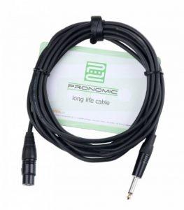 câble micro xlr jack TOP 9 image 0 produit