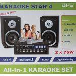 ensemble karaoké micro sans fil TOP 0 image 2 produit