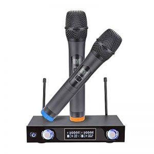 ensemble karaoké micro sans fil TOP 14 image 0 produit