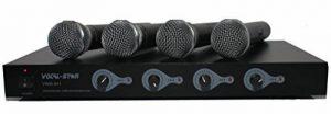 ensemble karaoké micro sans fil TOP 4 image 0 produit