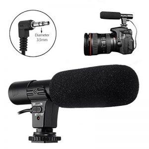 Espeedy universel de 3,5mm micro microphone stéréo externe pour Canon Nikon DSLR Caméra Caméscope DV de la marque Espeedy image 0 produit