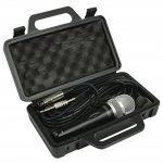 eurosell–Scène Microphone dynamique–CHANT & + Coffret + 5m de câble Ltd Jack MIC SET Micro Micro Chant dynamique de la marque Eurosell image 2 produit