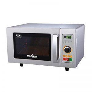 Four à micro-ondes professionnel tout inox 25 litres de la marque Diverso image 0 produit