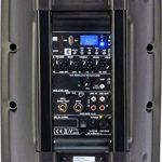 Ibiza Port 8 VHF - Enceinte sono portable - Haut parleur avec micro sans fil et micro fil et lecteur MP3 (USB SD, chassis ABS, batterie longue durée) de la marque Ibiza image 2 produit