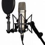 """Kit RODE NT1-A Complete Vocal Recording - 1"""" Cardioid Condenser Microphone + SM6 Shock Mount with Detachable Pop Filter de la marque Rode Microphones image 2 produit"""