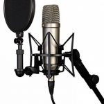 "Kit RODE NT1-A Complete Vocal Recording - 1"" Cardioid Condenser Microphone + SM6 Shock Mount with Detachable Pop Filter de la marque Rode Microphones image 2 produit"