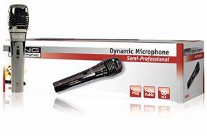 König KN-MIC40 Microphone dynamique de la marque König image 0 produit