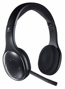 Logitech H800 Micro-casque sans Fil Noir (981-000338) de la marque Logitech image 0 produit