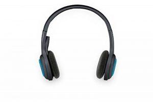 Logitech Wireless Headset H600 Micro-casque sans-fil à filtrage de bruit Noir pour PC et MAC de la marque Logitech image 0 produit
