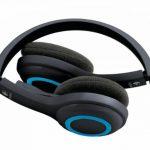 Logitech Wireless Headset H600 Micro-casque sans-fil à filtrage de bruit Noir pour PC et MAC de la marque Logitech image 3 produit