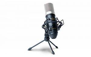 Marantz Professional MPM1000 | Microphone à Condensateur Large Diaphragme avec Filtre Anti-Pop, Suspension, Trépied et Câble XLR de la marque Marantz Professional image 0 produit