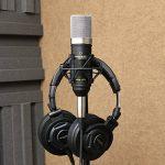 Marantz Professional MPM1000 | Microphone à Condensateur Large Diaphragme avec Filtre Anti-Pop, Suspension, Trépied et Câble XLR de la marque Marantz Professional image 1 produit