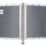 Marantz Professional Sound Shield Compact Filtre de Réflexion Pliant, Compact et Portable pour Microphone et Enregistrement Studio Nomade de la marque Marantz Professional image 2 produit