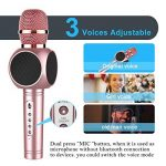micro pour chanter bluetooth TOP 0 image 2 produit