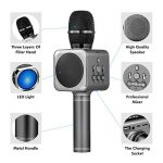 micro pour chanter bluetooth TOP 11 image 3 produit