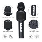 micro pour chanter bluetooth TOP 2 image 2 produit