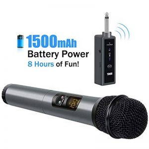 micro pour chanter bluetooth TOP 5 image 0 produit