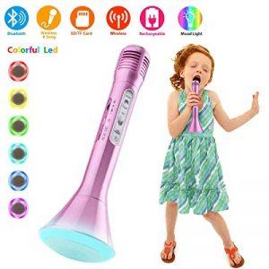 micro pour chanter enfant TOP 12 image 0 produit