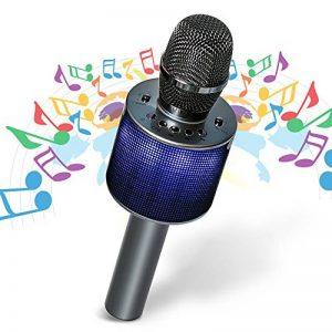 micro pour chanter sans fil TOP 5 image 0 produit