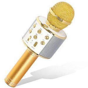 micro sans fil chant TOP 5 image 0 produit