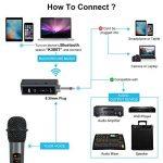 micro sans fil chant TOP 6 image 2 produit