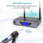 micro sans fil double TOP 10 image 3 produit